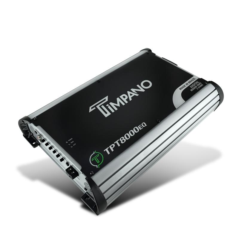 TPT-8000EQ 2 Ohms