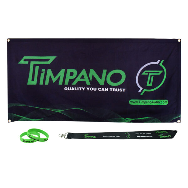 Timpano Banner Package- Small