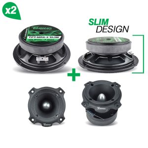 TPT-MR6-4 SLIM - ST4 Black Package