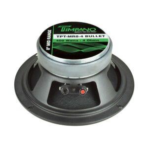 TPT-MR8-BULLET - magnet front view
