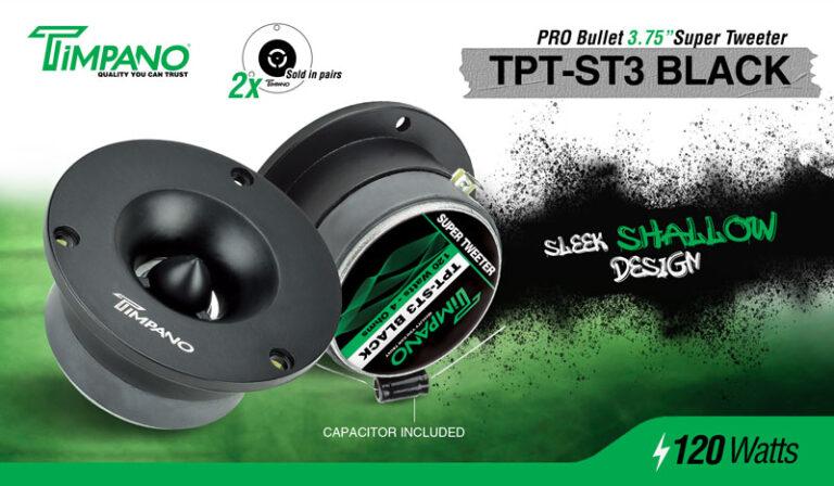 TPT-ST3 Black