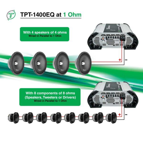 TPT-1400EQ---1-ohm---Application