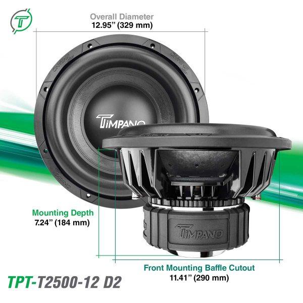 TPT-T2500-12-D2---Dimensions